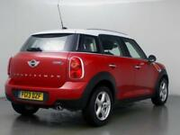 2013 MINI COUNTRYMAN 1.6 Cooper D 5dr SUV 5 Seats