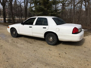"2007 FORD CROWN VICTORIA ""POLICE INTERCEPTOR"""