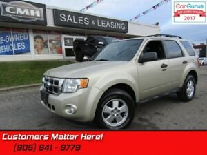 2011 Ford Escape XLT  POWER-SEAT, BLUETOOTH, POWER GROUP