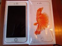 Apple iPhone 6s Gold 16gb on EE - BRAND NEW