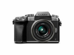 Panasonic DMC-G7 Mirrorless 4K Camera Brand New Sealed in Box