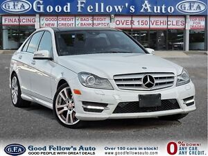 2013 Mercedes-Benz C350 SPORT PACKAGE, PANORAMIC SUNROOF