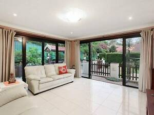 West Ryde House two bedrooms for rent Denistone Ryde Area Preview