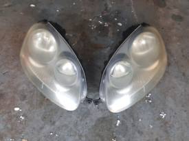 Mk5 Volkswagen Golf headlights, £10 each.