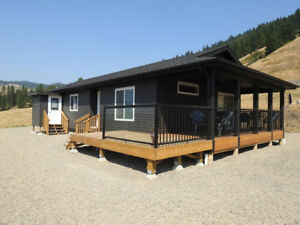 11.23 Acres Set Up For Horses with a New Modular Home