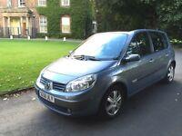 "2006 ""56"" Renault Scenic , full service history, 59,000 miles, 12 months MOT"