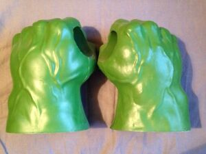 Hulk Beer Holder Hands left and right
