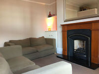 City centre, fully furnished, spacious 2 double bedroom flat - immediate entry