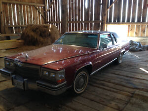 1984 Cadillac Fleetwood Coupe    PRISTINE MINT CONDITION