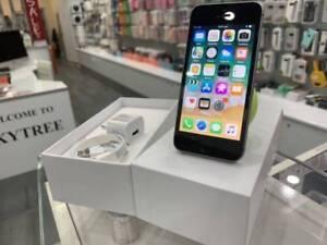 Original iPhone SE 64GB Space Grey Warranty Tax Invoice Unlocked