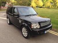 2012 Land Rover Discovery 3.0 SDV6 255 HSE 5dr Auto 5 door Estate