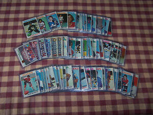 OVER 170 O-PEE-CHEE HOCKEY CARDS FOR SALE