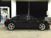 2004 Audi Quattro TT Coupe (2 door)