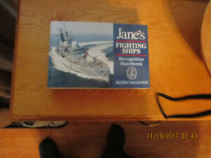Janes Fighting Ships Recognition Handbook Keith Faulkner
