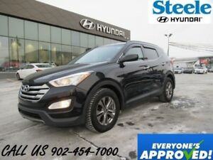 2015 HYUNDAI SANTA FE Premium TURBO 2.0T  AWD heated seats bluet