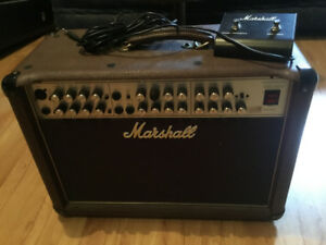 MARSHALL AS80R & MUCH MUCH MORE