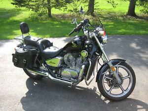 1986 Honda Shadow VT750...reduced