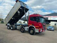 Scania P-SRS C-CLASS TIPPER...WATCH THE VIDEO