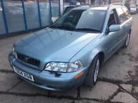 Volvo V40 1.9D ( 115bhp ) S ESTATE - 2004 04 REG - FULL 12 MONTHS MOT