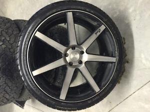 Ford Explorer After Market Rims And Tires