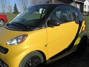 2013 Smart Fortwo Cabriolet