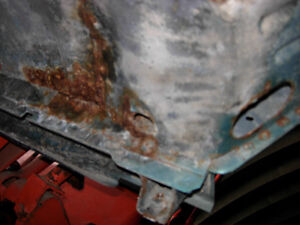 1995 Extended cab CAB F150 F250 F350 solid floorpans Cambridge Kitchener Area image 7