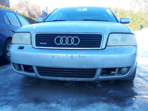 Audi a6 2002 3.0 (part out or complete)