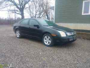 2006 ford fusion Best Car I ever owned