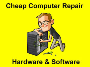 . Cheap Computer Repair .