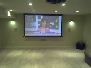 TV & Home Theatre Install H T A V.ca Stratford Kitchener Area image 9