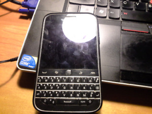 Blackberry Classic for Parts