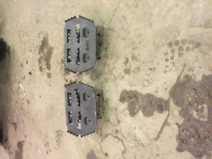 Xmr traction plates
