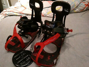 Ride Contraband Limited Edition Bindings