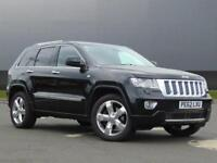 Jeep Grand Cherokee 3.0 CRD Overland Summit 5dr Auto