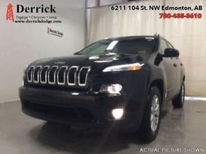 2016 Jeep Cherokee   Demo 4WD North Htd Sts/Steering Bluetooth $