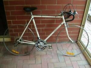 "Retro Standish 12 Speed 27"" Road Bike For Restoration Or Display"