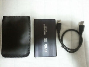 Selling Brand New 1TB external hard drives, text me or email me