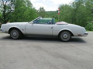 1983  Buick Riviera Convertible.. Loaded