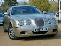 2007 Jaguar S-TYPE 2.7 V6 auto XS - PX TO CLEAR - 87K - FSH - SEPTEMBER MOT