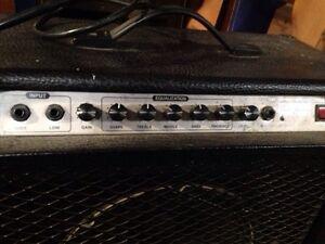 A bass guitar amp Cambridge Kitchener Area image 2
