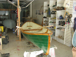 St Lawrence Rowing Skiff