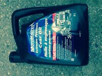 Extreme pressure gear oil 84W-140