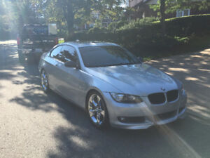 2007 BMW 335i, 3-Series Coupe