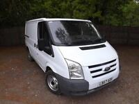 Ford Transit 2.2 TDCi T300S Low Roof SWB 2008/57 1 owner ** LOW MILEAGE **