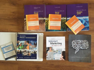 NSCC Business Textbooks