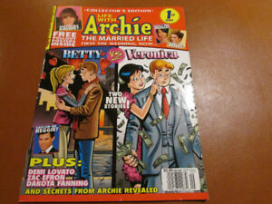 Life with Archie the married life magazine 2 issues