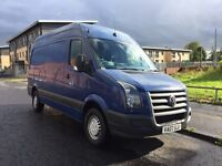 Volkswagen Crafter 2007 LOW MILES FULL SERVICE HISTORY