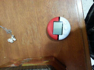 Pokemon video game and tin of cards