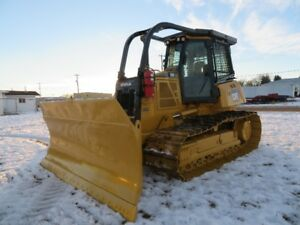 2008 CATERPILLAR D6K LGP C/W 6 WAY AND WINCH AT www.knullent.com