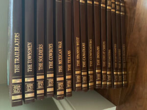TIME LIFE Books - The Old West Series (15 books)